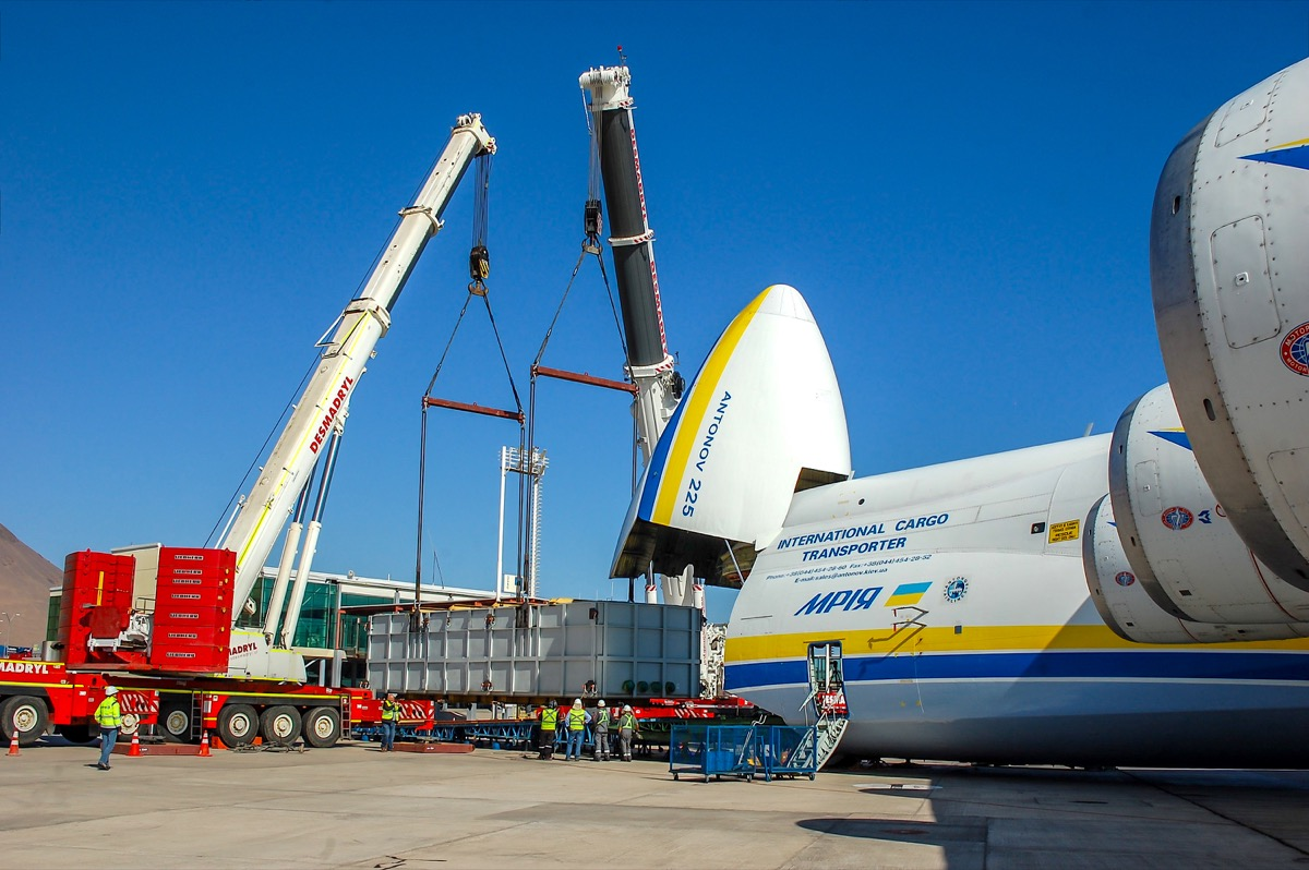 ANTONOV Airlines completes longest succession of AN-225 flights