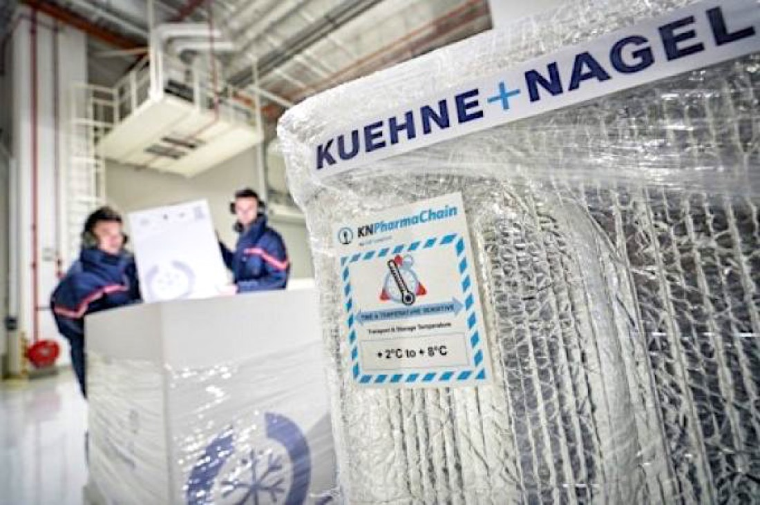 Kuehne + Nagel boosts South American pharma logistics with new hub in Chile