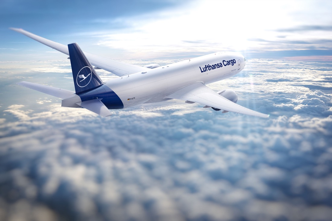 Lufthansa Cargo gets green light on two new B777Fs