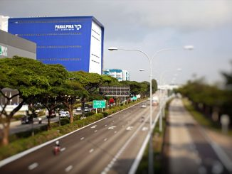 Panalpina Singapore logistics centre