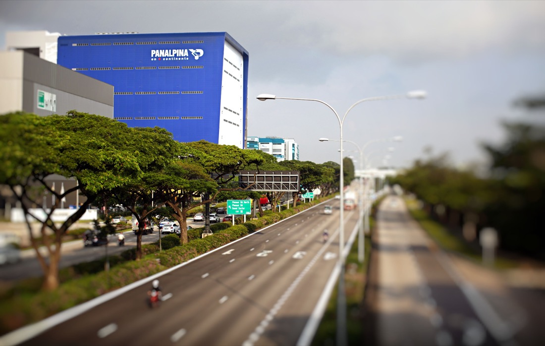 Panalpina opens new 25,800 sqm logistics centre in Singapore