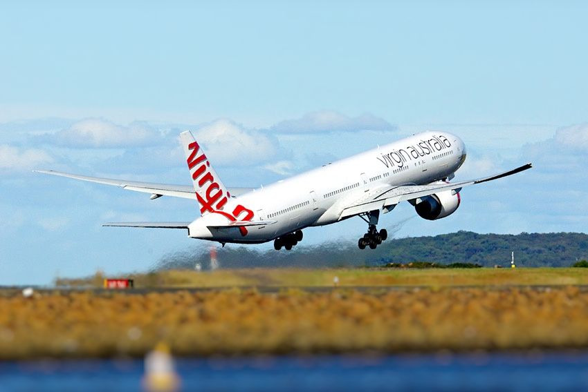 Virgin expects strong cargo demand for new SYD-HKG service