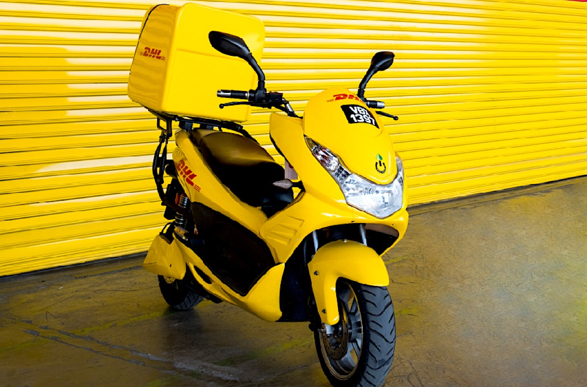 DHL eCommerce rolls out electric motorcycles in Malaysia and Vietnam