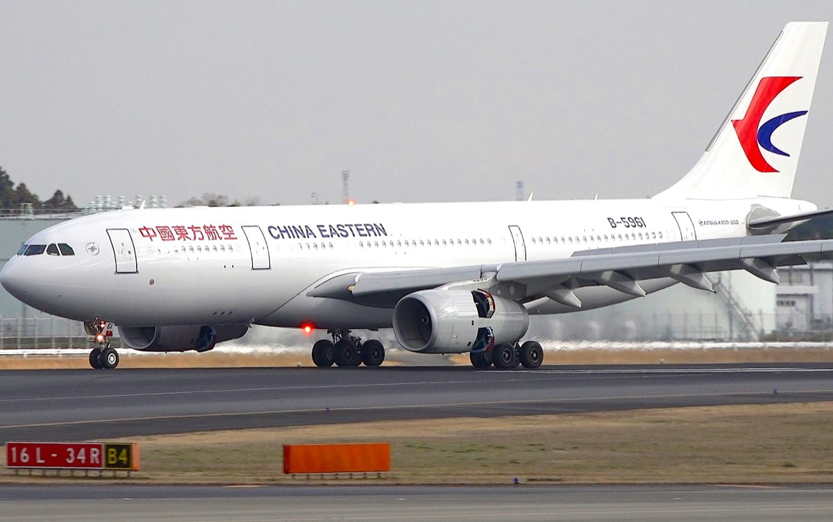 London Gatwick picks up new China Eastern service from Shanghai Pudong