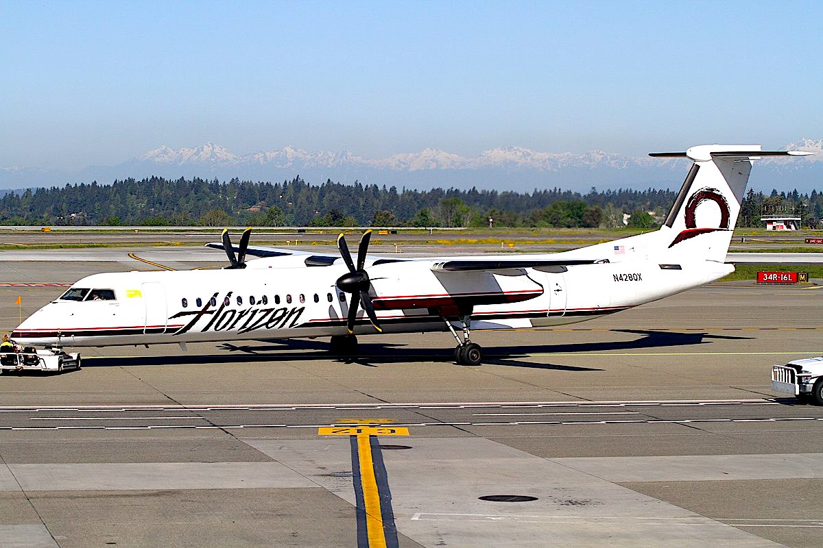 Seattle turboprop theft, bad news for cargo?