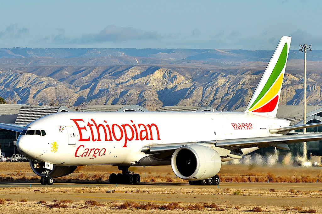 Ethiopian Airlines starts first Africa-Miami maindeck route