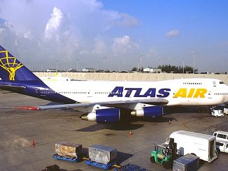 Atlas Air B747G