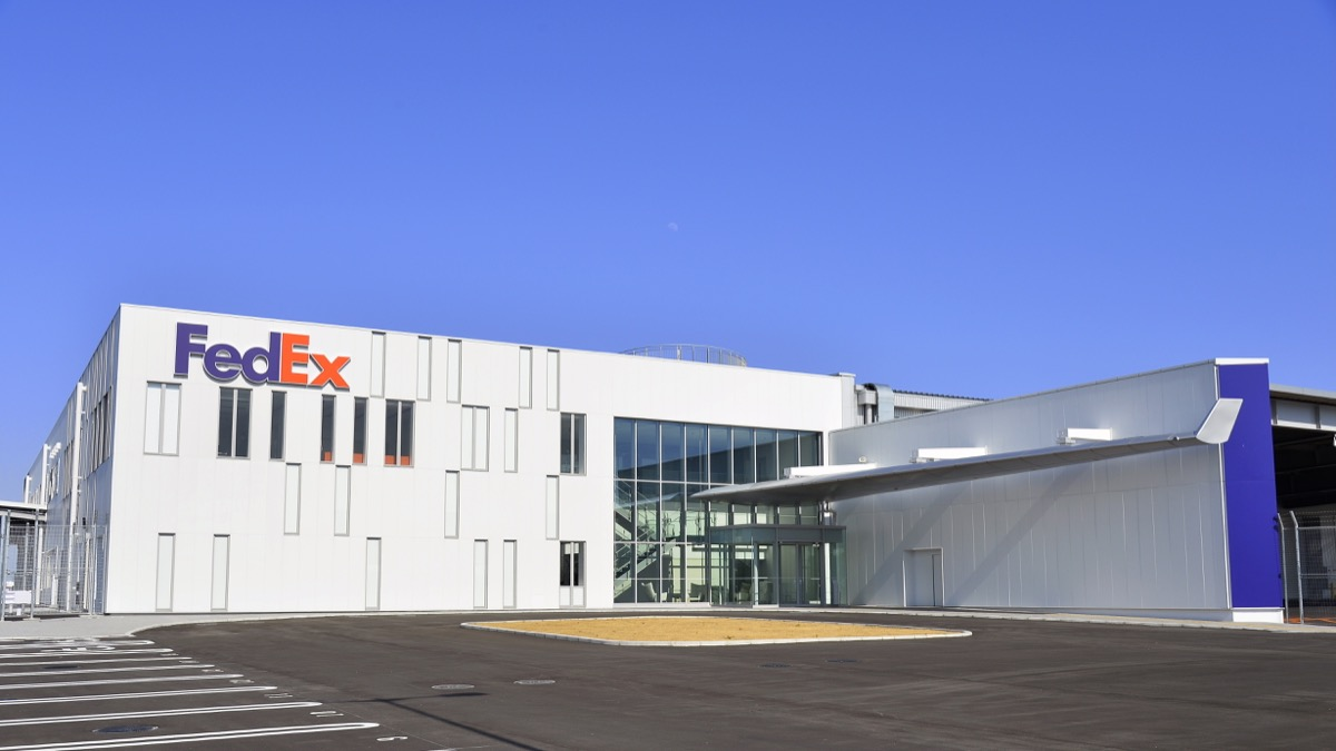 FedEx Express' Kansai hub unscathed, but general cargo not so lucky