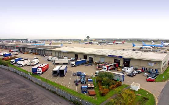 Gatwick long-haul growth drives August cargo surge