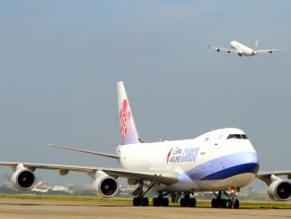 china airlines B747-4F