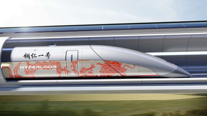 Hyperloop comes to China    and things may never be the same