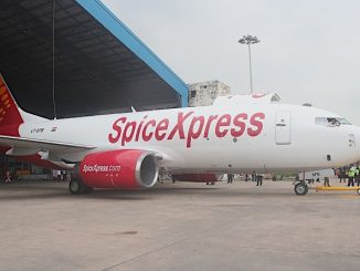 SpiceJet's SpiceXpress cargo division