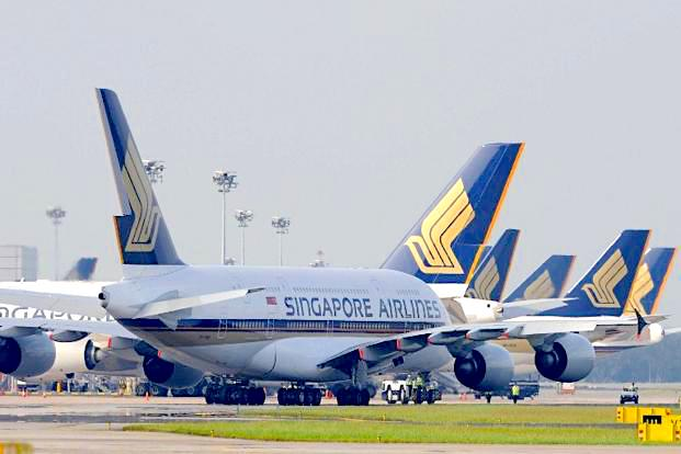 Singapore Airlines signs three-year SkyCell lease