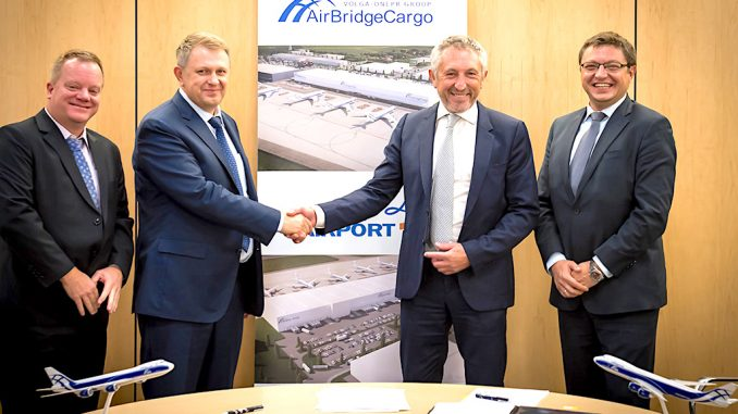 ABC and Liege Airport agreement