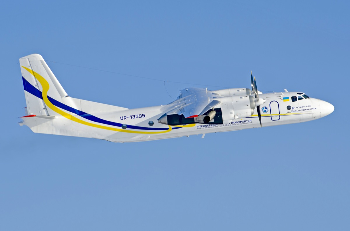 Air Partner completes airport equipment charter to Libya