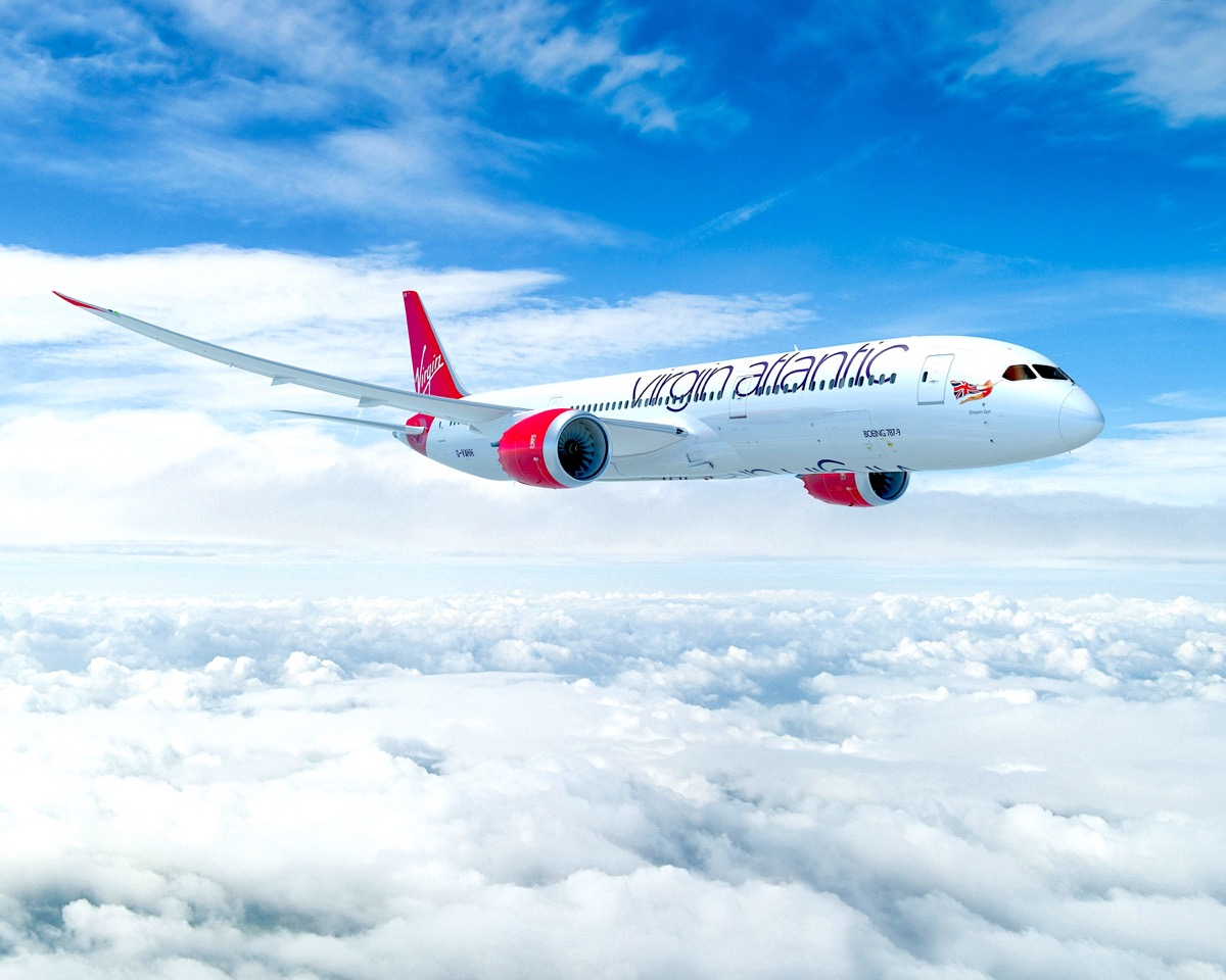 Virgin Atlantic Cargo sets new record cargo volume in first half