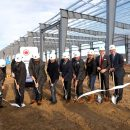 Air Canada breaks ground on new Edmonton cargo facility