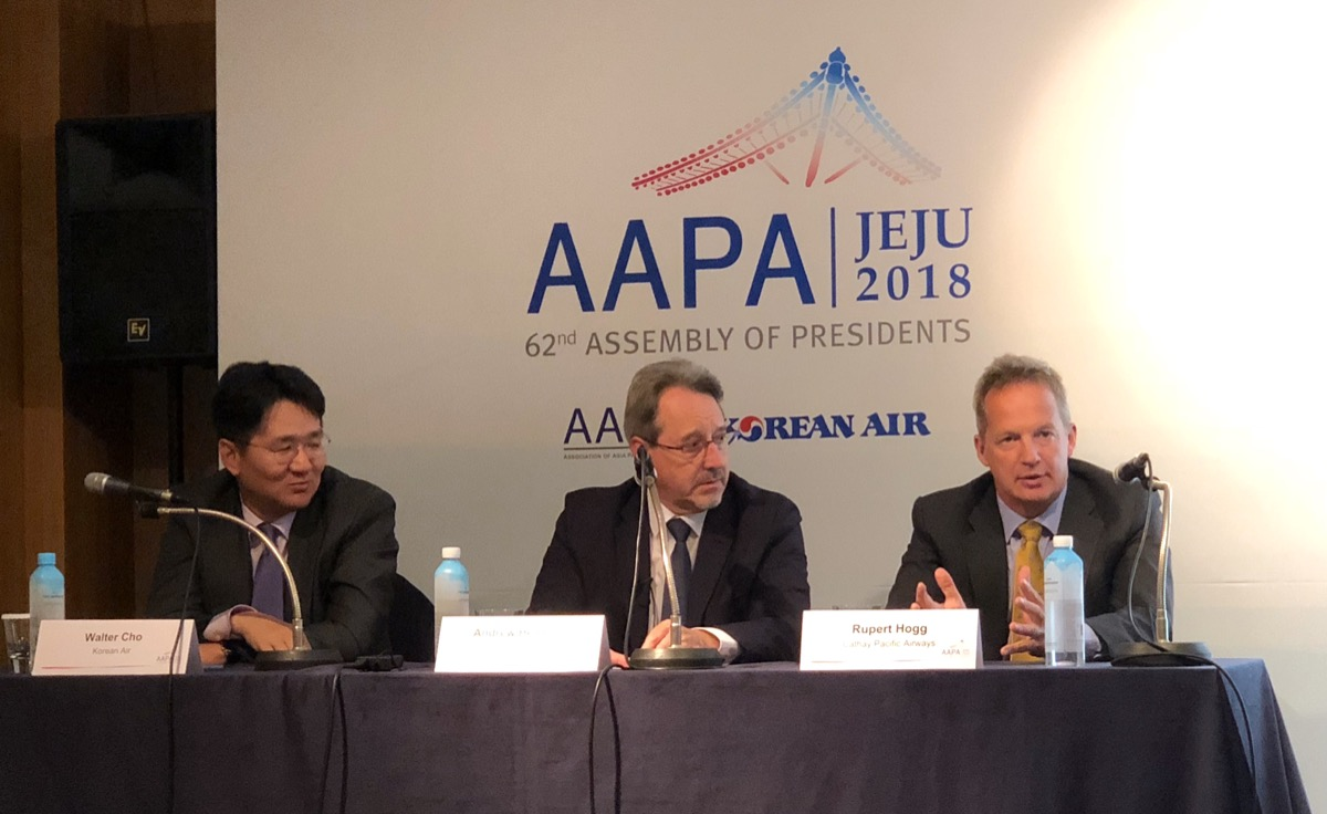 Asian carriers confident on peak season capacity but worry about 1st Jan