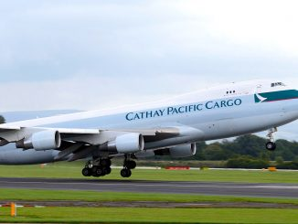 Cathay Pacific Cargo B747F