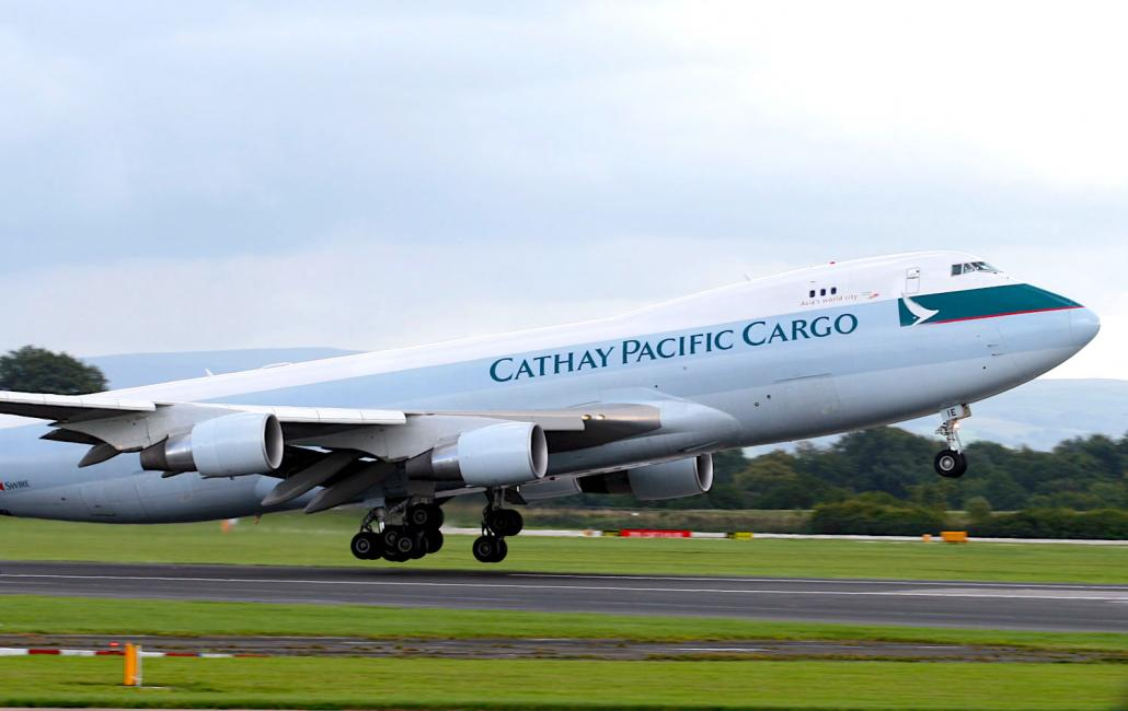 SE Asia booming for Cathay Pacific, trade tensions may boost demand