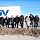 DSV Canada breaks ground on largest facility in global network