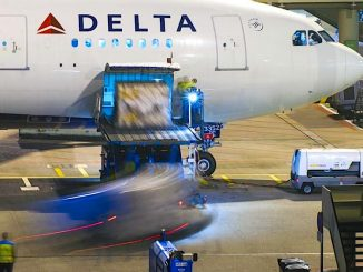 Delta Airlines A330 cargo