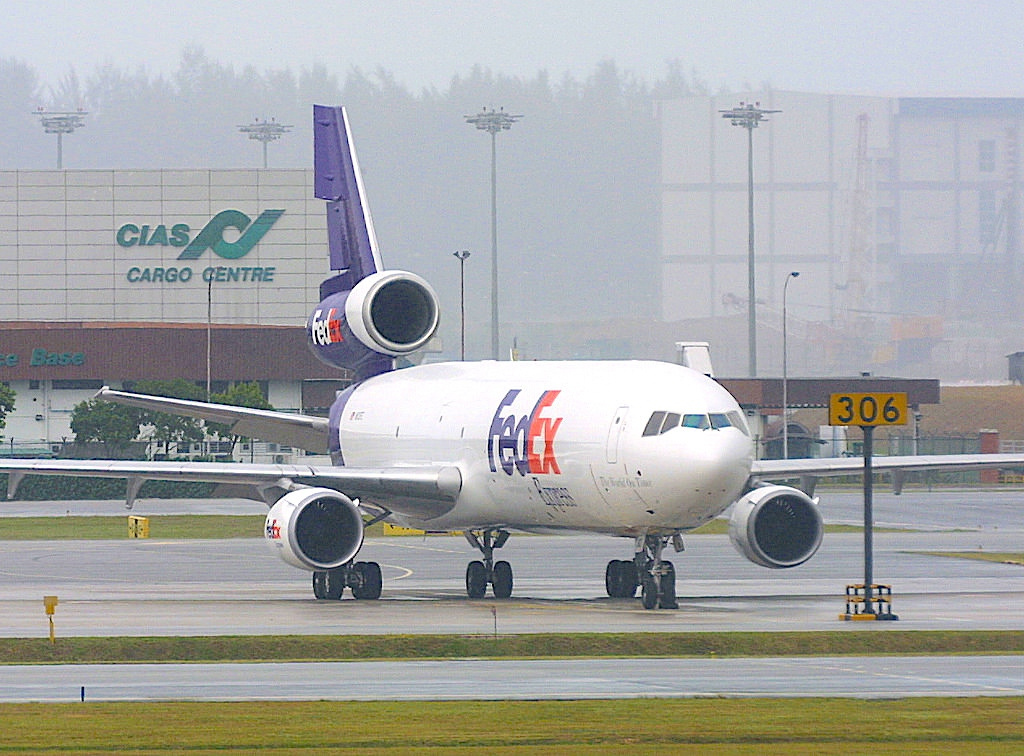 Singapore Changi sees Oct cargo volumes grow 2.1 per cent