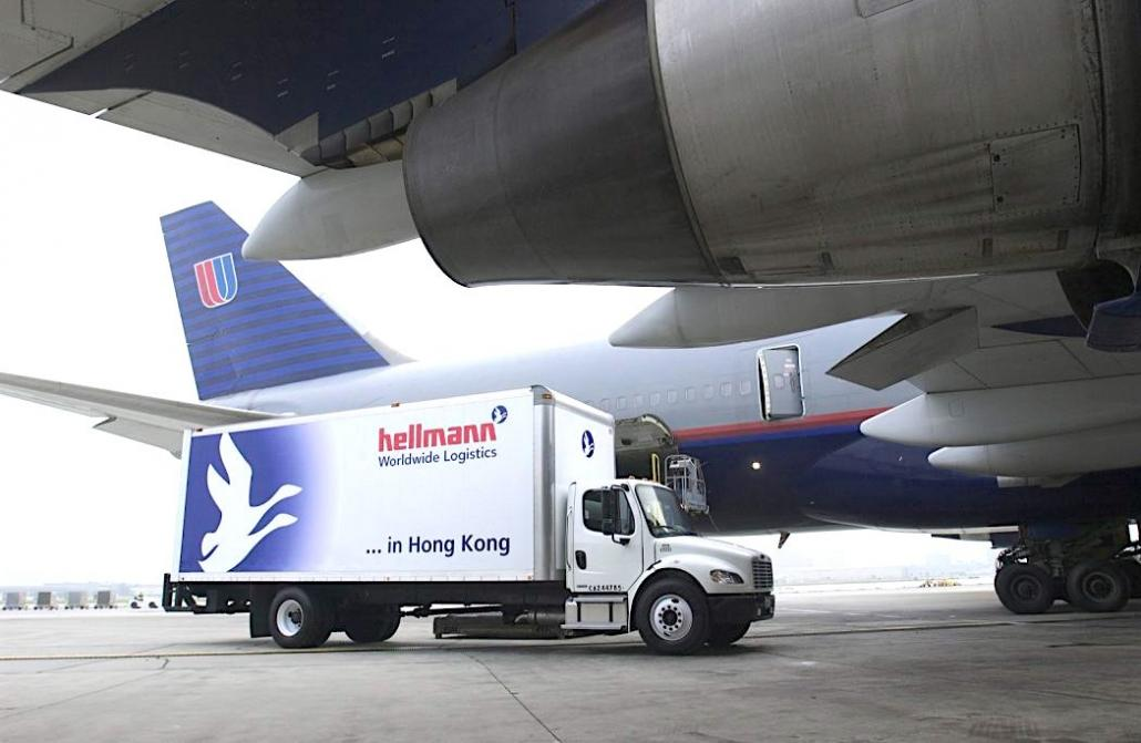 Hellmann Worldwide latest to sign up with cargo.one digital platform