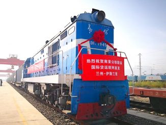 Kerry Rail & Road Freight Service from China to Pakistan