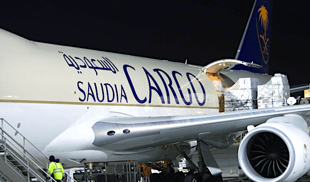 Saudia Cargo transports WWE 'Crown Jewel' equipment to the Kingdom