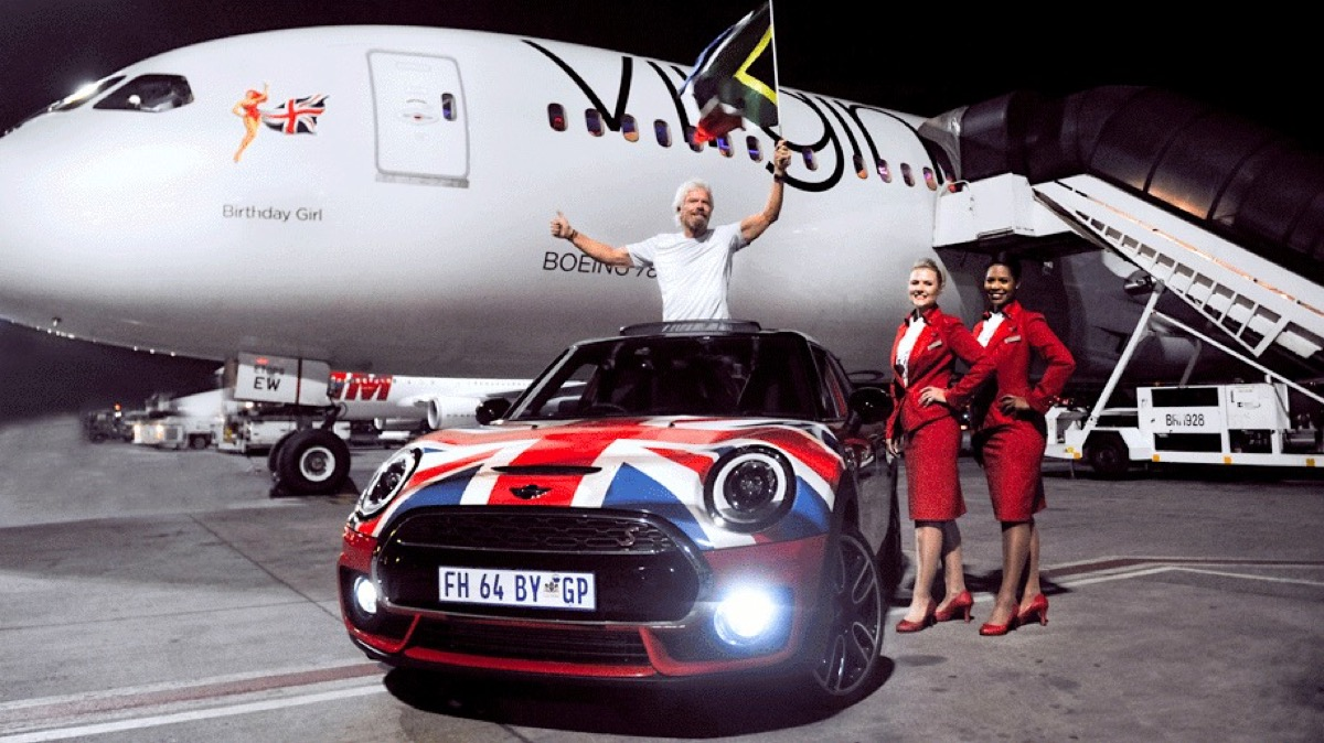 Virgin Atlantic Cargo doubles down on South Africa's Joburg