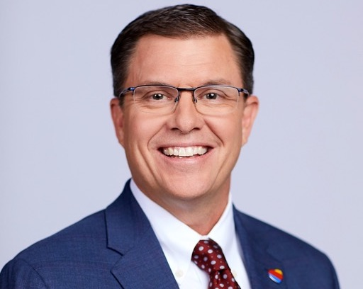 Southwest Airlines promotes Devereaux to head of cargo and charters