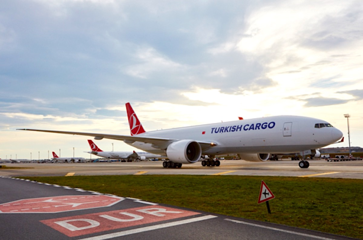 Turkish Cargo adds Ho Chi Minh, shifts from Guarulhos to Viracopos