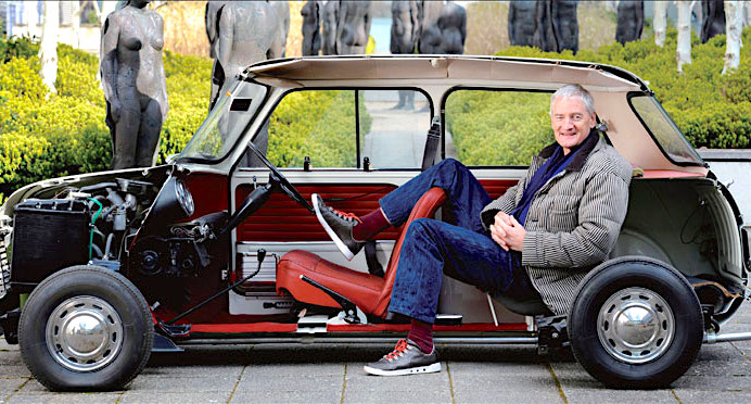 Dyson's Singapore e-car plan: Crash test dummy or stroke of brilliance?
