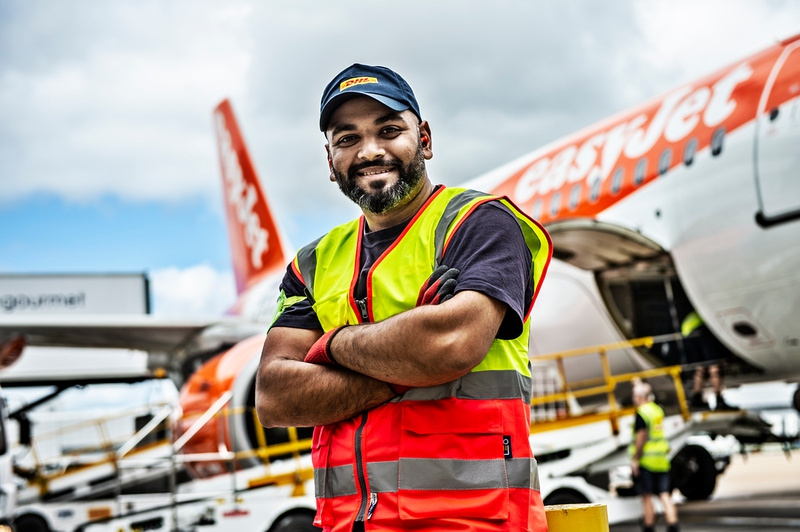 DHL Supply Chain edges further into ground handling with easyjet