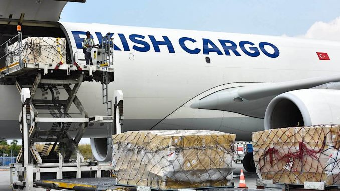 turkish cargo Bangalore