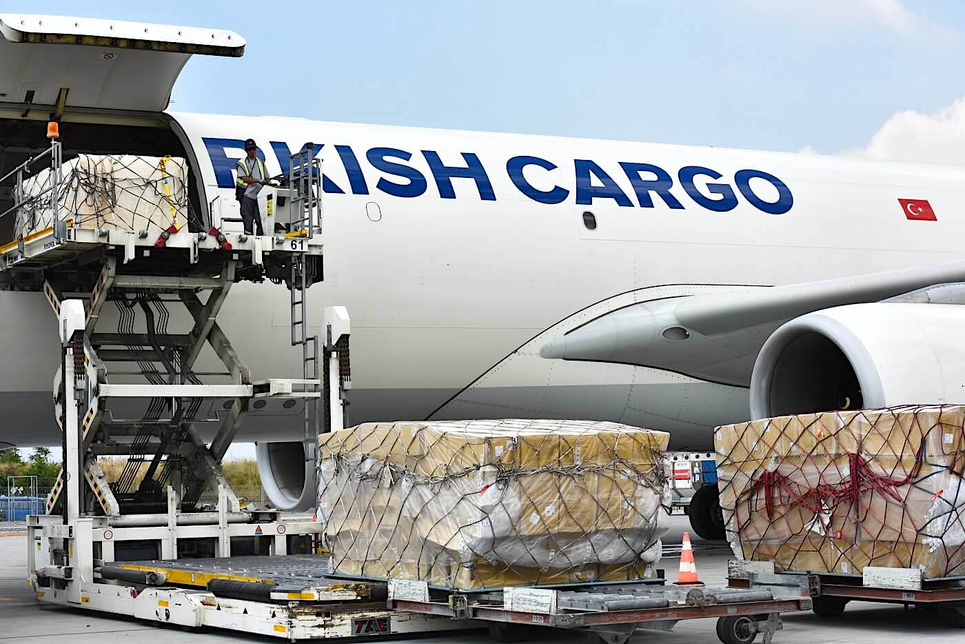 Turkish Cargo adds KL, Ahmedabad to freighter network