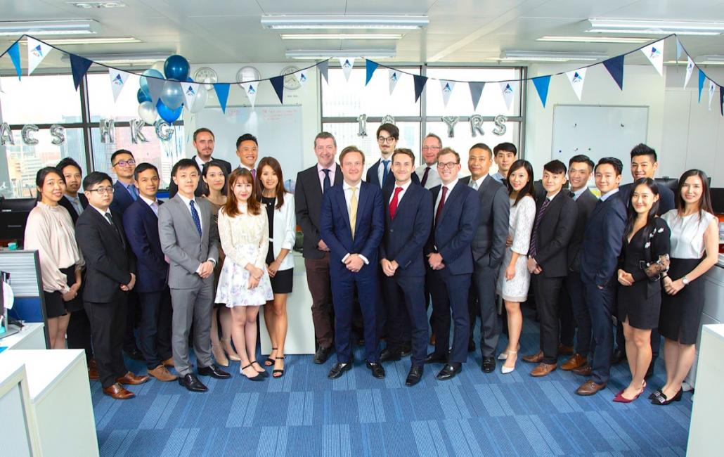 ACS Hong Kong celebrates 10 years of success at The Pen