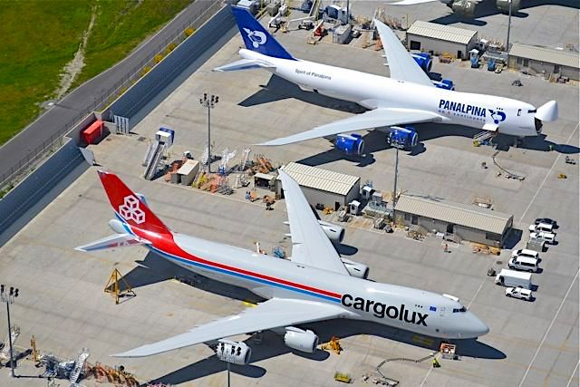 Partners Cargolux, Panalpina take top honour in Cargo iQ challenge