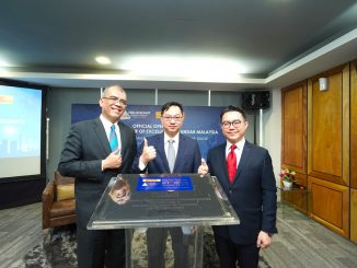 DHL center of excellence Malaysia