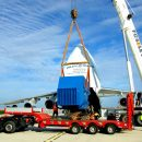 Volga-Dnepr Airlines pumps it up cutting 20-day sea journey to 7 hours