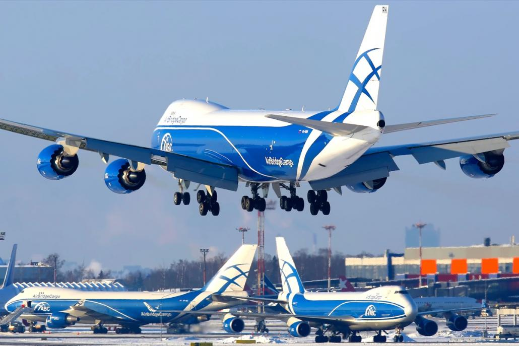 AirBridgeCargo posts 2% growth in 2018 thanks to special cargo