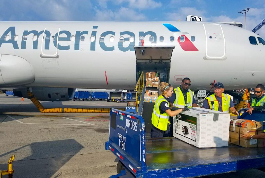 American Airlines enjoys record year with volumes, FAB and revenue all up