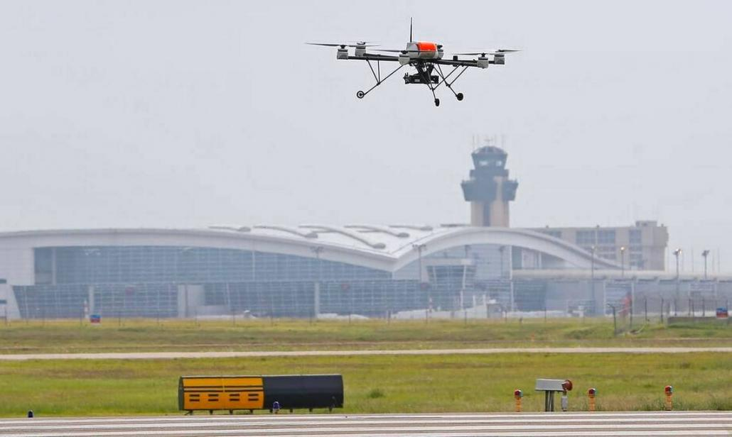 Airports Council Int'l issues advisory bulletin to help airports address drone risks
