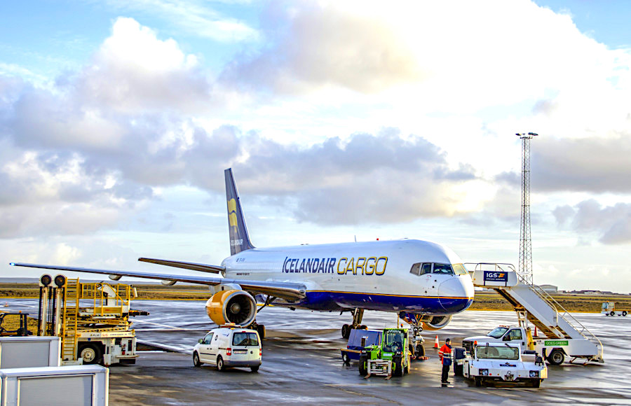 CHAMP, Icelandair participate in Canadian PACT pre-load pilot