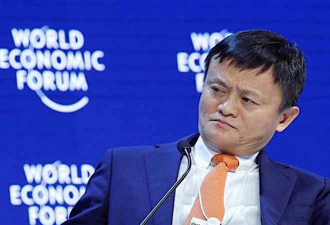 eWTP can be basis for progress on Globalisation 4.0: Jack Ma