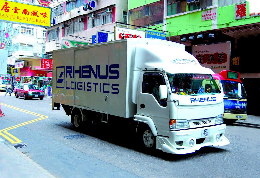 Rhenus ups its intra-Asia game eying a doubling of volumes, revenues