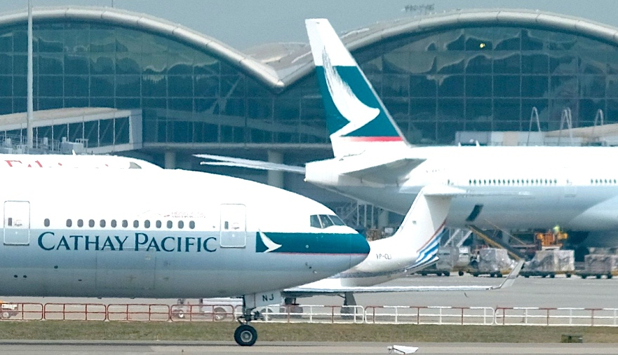 A quarter of all retail sales will soon be from e-commerce: Cathay Pacific