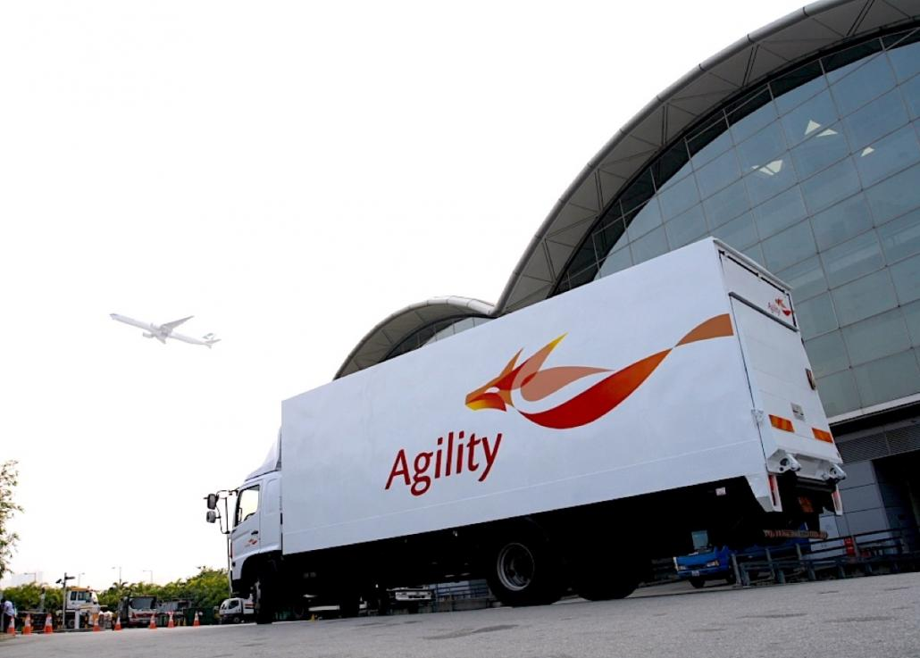 Agility defies Q1 downturn with air, ocean on the up
