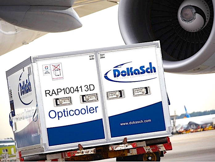 United bumps up Covid-19 cool chain response with DoKaSch